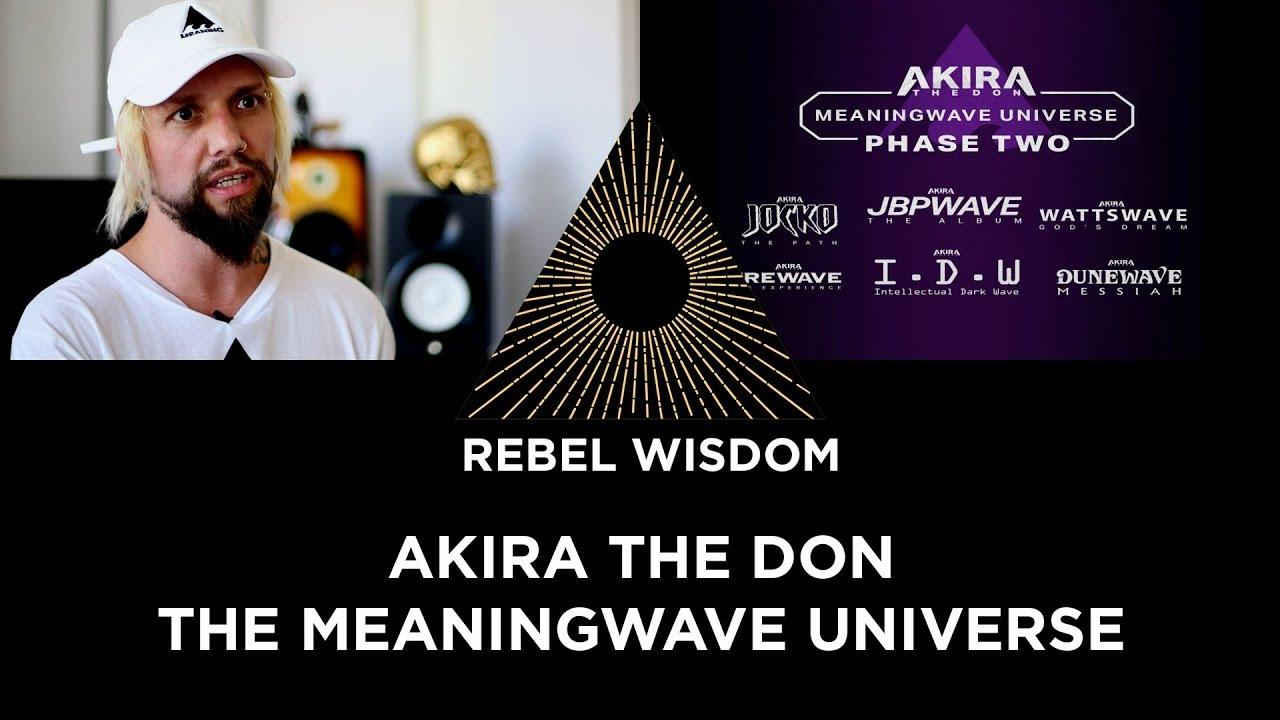 The Meaningwave Universe with Akira the Don